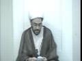 Etiquettes of Prayers -Lecture 5 -June 21 -2010 By Maulana Hayder Shirazi - English