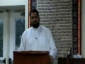 1. Karbala and emotions 2. Conversation with Allah - Birth of Imam Sajjad AS - Asad Jafri - English