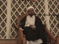 Sheikh Baig - 3 Ramazan 2010 - Shaitaan and how he misguides Mankind - English