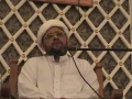 Sheikh Baig - 4 Ramazan 2010 - Shaitaan and how he misguides Mankind - English