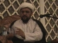 Sheikh Baig - 6 Ramazan 2010 - Shaitaan and how he misguides Mankind - English