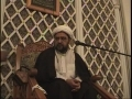 H.I. Maulana Baig - 12 Ramazan 2010 - Shaitaan and how he misguides Mankind - English