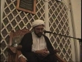 H.I. Maulana Baig - 14 Ramazan 2010 - Shaitaan and how he misguides Mankind - English