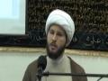 Warmup QnA session with Sheikh Hamza Sodagar in Los Angeles - English