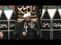 [05] Muharram 1432 - H.I. Baig - The School of Imam Hussain (a.s) - English