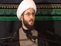 [06] Muharram 1432 - Working for Allah [swt] - H.I. Hamza Sodagar - English