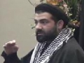 Majlis 5 Muharram 1432 - KARBALA, Yesterday, Today, & Tomorrow - HMR - English