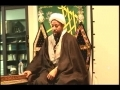 Majlis 4 Muharram 1432 - Rights of Wali over the Ummah - Sheikh Jafar Muhibullah - English