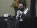Majlis 8 Muharram 1432 - KARBALA, Yesterday, Today, & Tomorrow - HMR - English