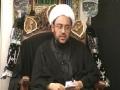 Maulana Hayder Shirazi On NIYYAT & Finding faults - 08 Jan 2011 at ICM Dallas - English