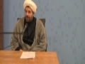 Shaykh Hamid Waqar - Reasons behind Karbala - Muharram 1432 Night 3 - English
