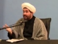 Shaykh Hamid Waqar - Reasons behind Karbala - Muharram 1432 Night 9 - English