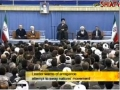 Ayatullah Khamenei Warns of Hijacking Uprisings - 21 Feb 2011 - English