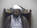 Speech Maulana Muhammad Baig - What is Taqleed - Following Marjaa - English