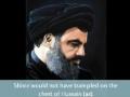 Sayyed talking about Death - Arabic sub English