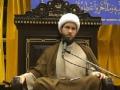 Reviving the Soul - Lecture 3 | Sheikh Hamza Sodagar - Shahr Ramadhan 1430 - English