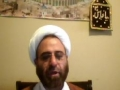 Self Building Session [23July11] Conditions/Levels of Amr bil Maroof and Nahi Anil Munkar - H.I. Hurr Shabbiri - English