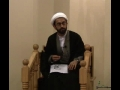 [Ramadan 2011 Sh Salim Yusufali 1] How Imam AJTFS will Spread Justice - English