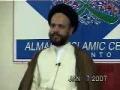 Why do we need an Imam - Zaki Baqri - English and Urdu
