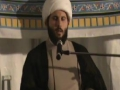 [Ramadhan 2011 Sh Hamza Sodagar-8]-Era of Imam Ali AS, Khwarij,Fake piety, humility,True Aalim-Night 22 23Aug - English