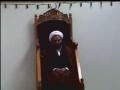 Moulana Ghulam Hurr Shabbiri - Ramazan Lecture 1 - English