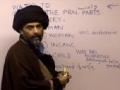 [Fiqh Lesson] Rules for Bathroom 1 - H.I. Sayyed Abbas Ayleya - English