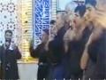 The tragedy of Abul Fazl (a.s) - Eulogy by Hassan Shirazi - Farsi sub English