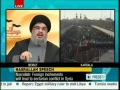 [14 Jan 2012] Sayed Hasan Nasrallah Arbaeen Speech 1433 - English Dub