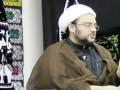 [11][2/3] Prophet (sa) Advice to Abazar (ra) - Hilm Tolerance - English