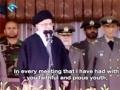 Ayatullah Khamenei at Imam Ali Military Academy - 06/08 - Military Parade - All Languages