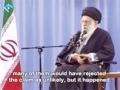 08 Ayatullah Khamenei - Identification of Israeli Agent (farsi english subtitles)