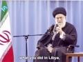 02 Ayatullah Khamenei - These victories are divine signs (Farsi sub English)