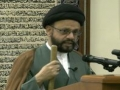 Friday Sermon by Moulana Zaki Baqri at CIG Toronto 09MAR2012 - English