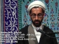 [Ramadhan 2012][01] Purpose of Fasting - Sh. Salim Yusufali - English