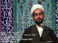 [Ramadhan 2012][02] Improving Family Life - Sh. Salim Yusufali - English