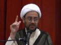 [Ramadhan 2012][3] Takfeer/ Wasiyyat of Imam Ali (as) to Imam Hasan (as) - H.I. Hyder Shirazi - English