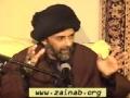 [Ramadhan 2012][03] Tafsir of Haroof e Maqatteaat حروف مقطعات - H.I. Abbas Ayleya - English