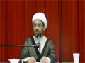 [Ramadhan 2012][10] Optimism with Allah 5 & Will of Imam Ali AS to Imam Hasan AS - H.I. Hyder Shirazi - English