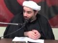 [Ramadhan 2012][3] Levels of Taqwa - H.I. Dr. Farrokh Sekaleshfar - English