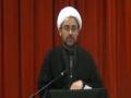 [Ramadhan 2012][22] Amirul Momineen (a.s) - H.I. Hyder Shirazi - English