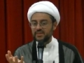 [Ramadhan 2012][27] Controlling the Heart - Will of Imam Ali (as) - H.I. Hyder Shirazi - English