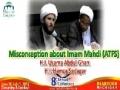 [MC-2012] Misconception about Imam Mahdi (atfs) - Shiekh Usama Abdul Ghani & Hamza Sodagar - English