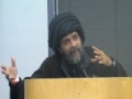 Marriage Workshop - H.I. Sayyed Abbas Ayleya - English