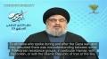 Sayyed Nasrallah on the Current Relationship between Hezbollah/Iran and Hamas - Arabic sub English