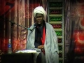 [06][LAST] Trust in Allah - Sheikh Husayn El-Mekki - Muharram 1434 - English