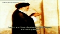 [CLIP] Imam Khomeini (r.a) - Master of Time Management - Arabic sub English
