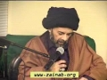 Three Categories of Human Beings - H.I. Abbas Ayleya  - Feb 14, 2013 - English
