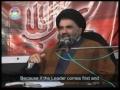 [CLIP] کربلا۶ے پاکستان کا حل Real Solution Karbala-e-Pakistan - Urdu sub English