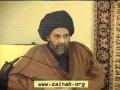 [Thursday Lectures] Sabr - H.I. Abbas Ayleya - 21 March 2013 - English