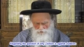 Special message of Chief Rabbi Beck, New York 2013 - English